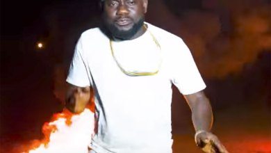 Photo of Video: Fire To My Hater by Papa Kumasi feat. Mr. Low Key