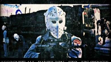 Shiny Ski Masks by Recognize Ali, Daniel Son, Eto & Vic Spencer