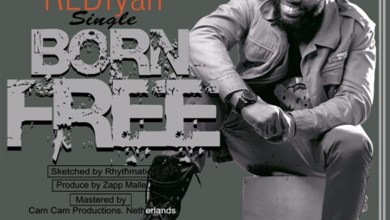 Born Free by REDfyah