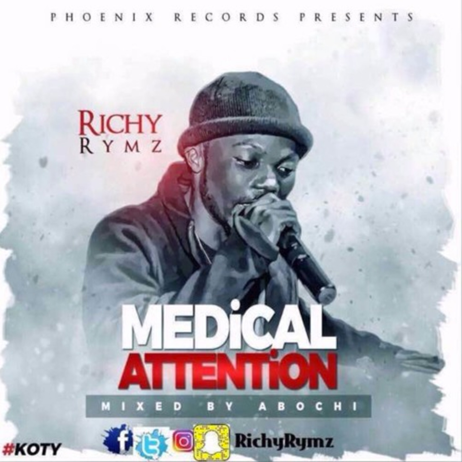 Medical Attention by Richy Rymz