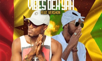 Vibes Deh Yah by Sean Taylor feat. Vershon
