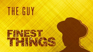 "Photo of The Guy seeks to motivate the youth with ""Finest Things"" single"