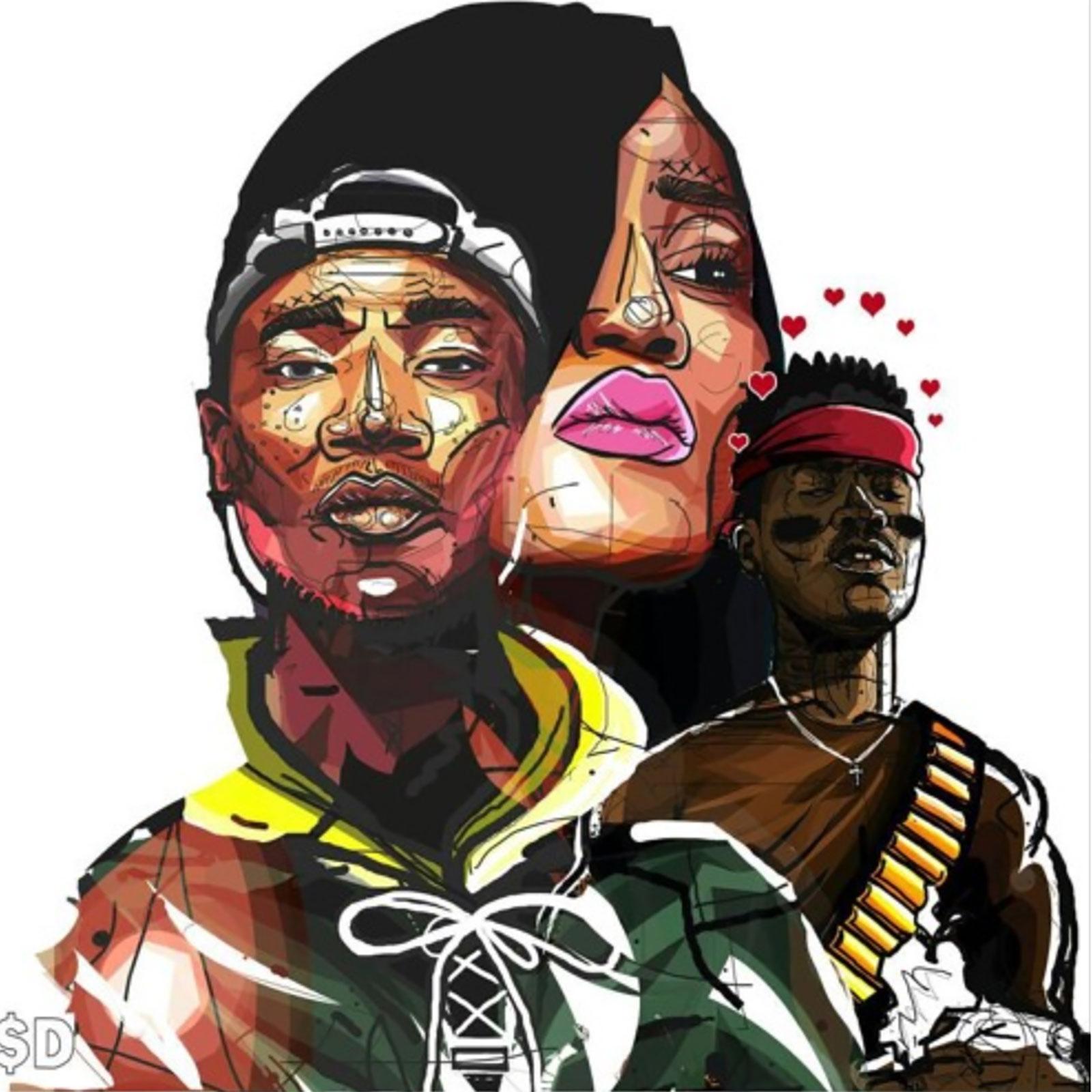 Over by Burn feat. Kwesi Arthur