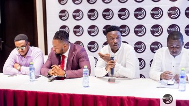 Photo of Esco J, Shaimi, O.L seals juicy deal with Renzel Music