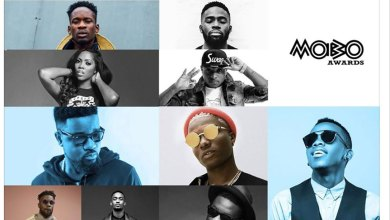 Photo of Sarkodie gets MOBO nomination