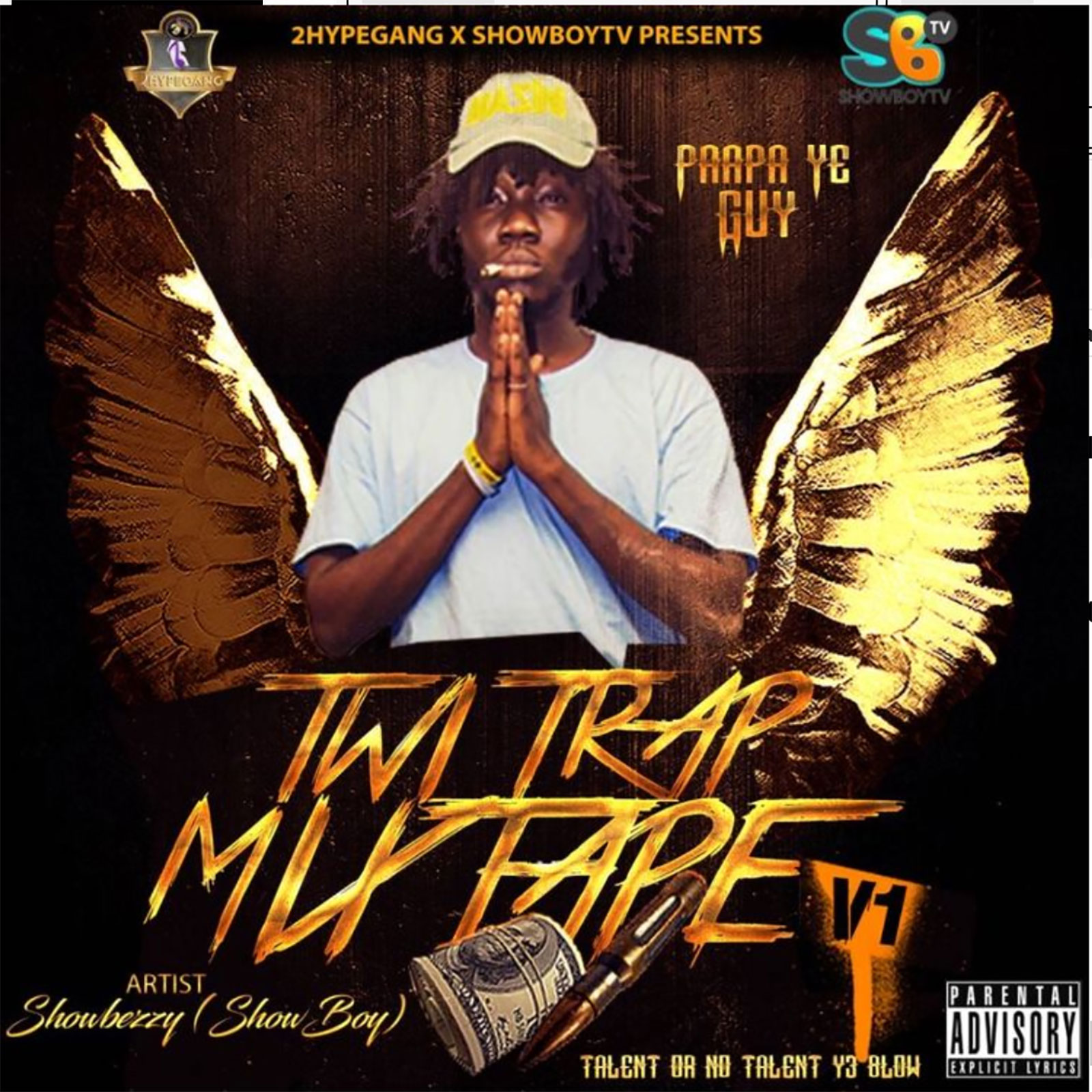 Twi Trap Mixtape Vol. 1 by Showboy (Paapa Ye Guy)