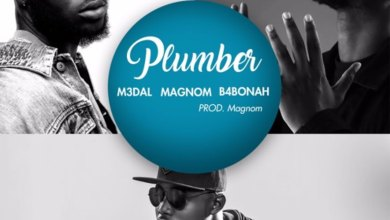 Photo of Audio: Plumber by M3dal feat. Magnom & B4Bonah