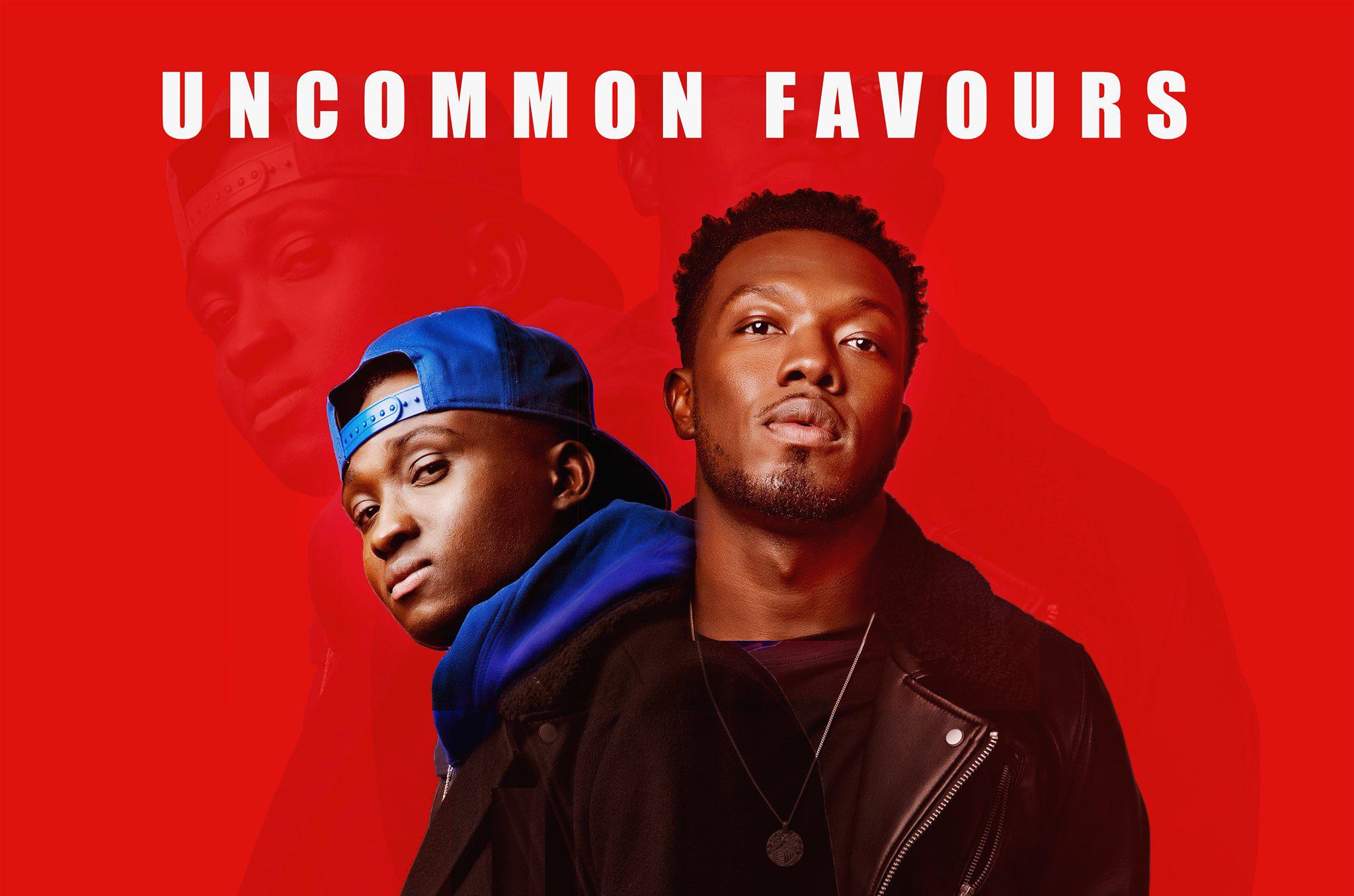 Reggie n Bollie, Uncommon Favours album, Wiyaala, Wutah, ghana music
