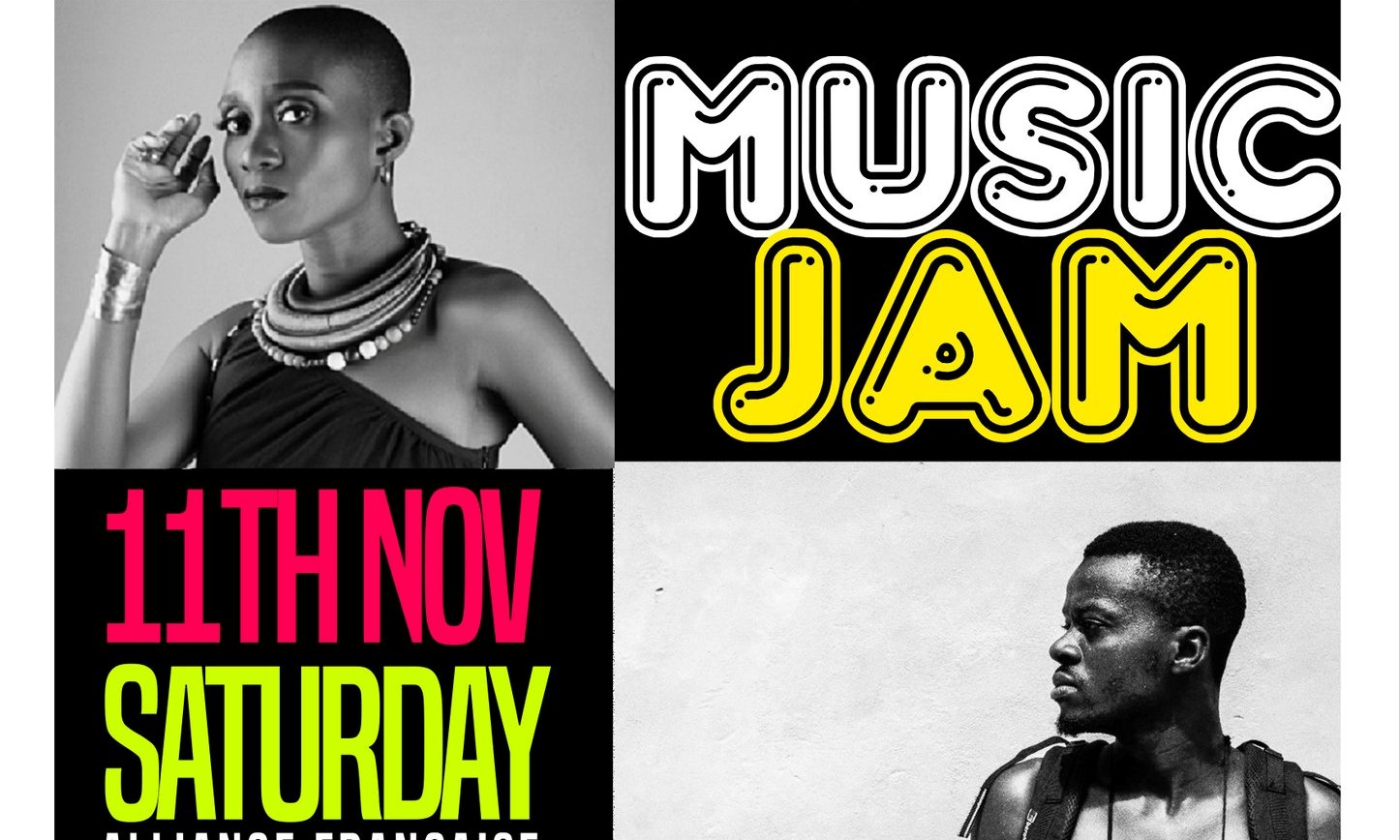 Alliance Francaise Ghana, Jubilee Music Jam, 60th years