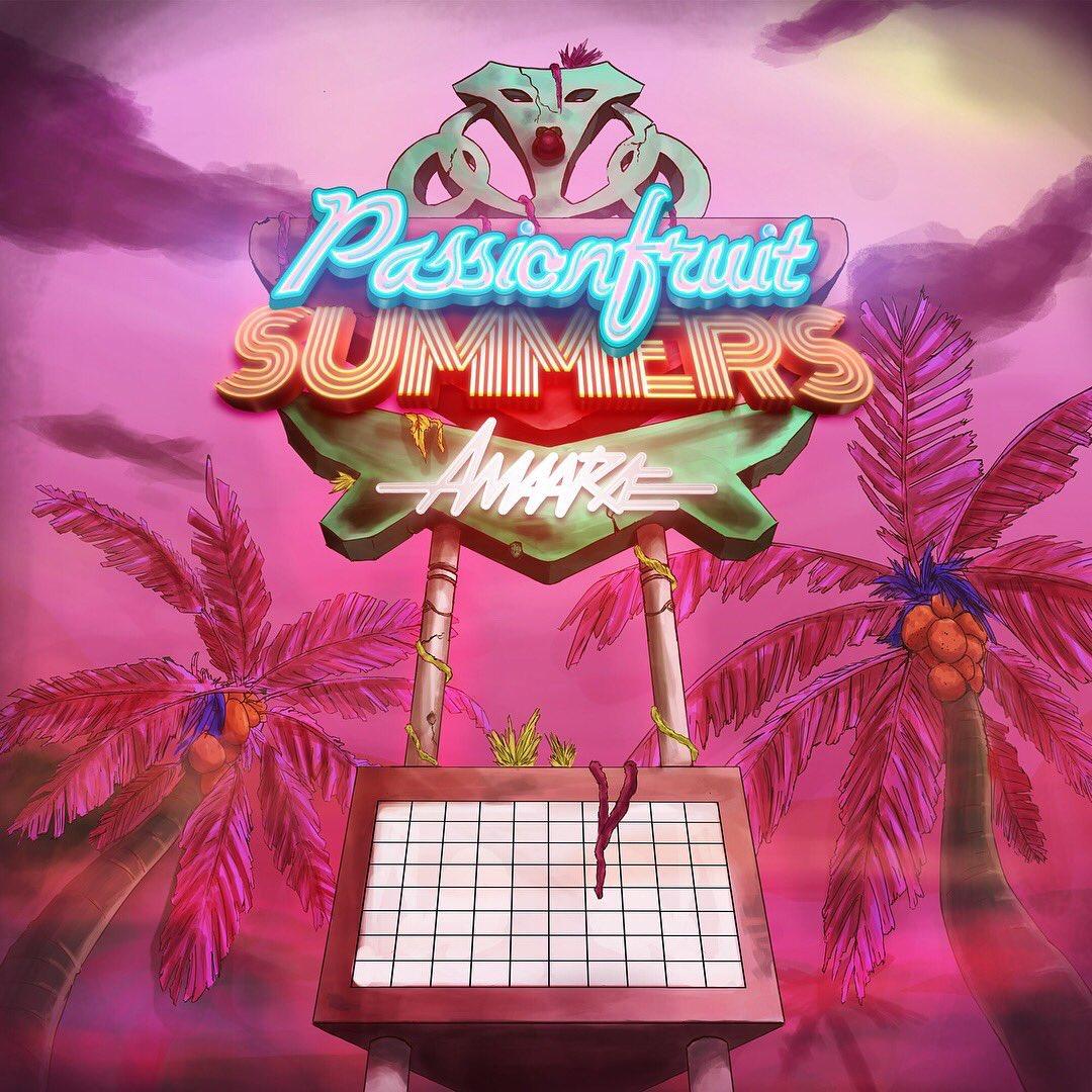 passionfruit summers, ghana music, amaarae