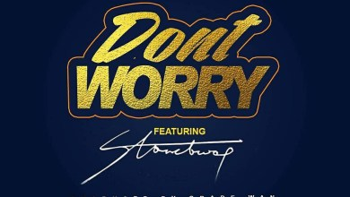 Photo of Audio: Don't Worry by Wutah feat. Stonebwoy