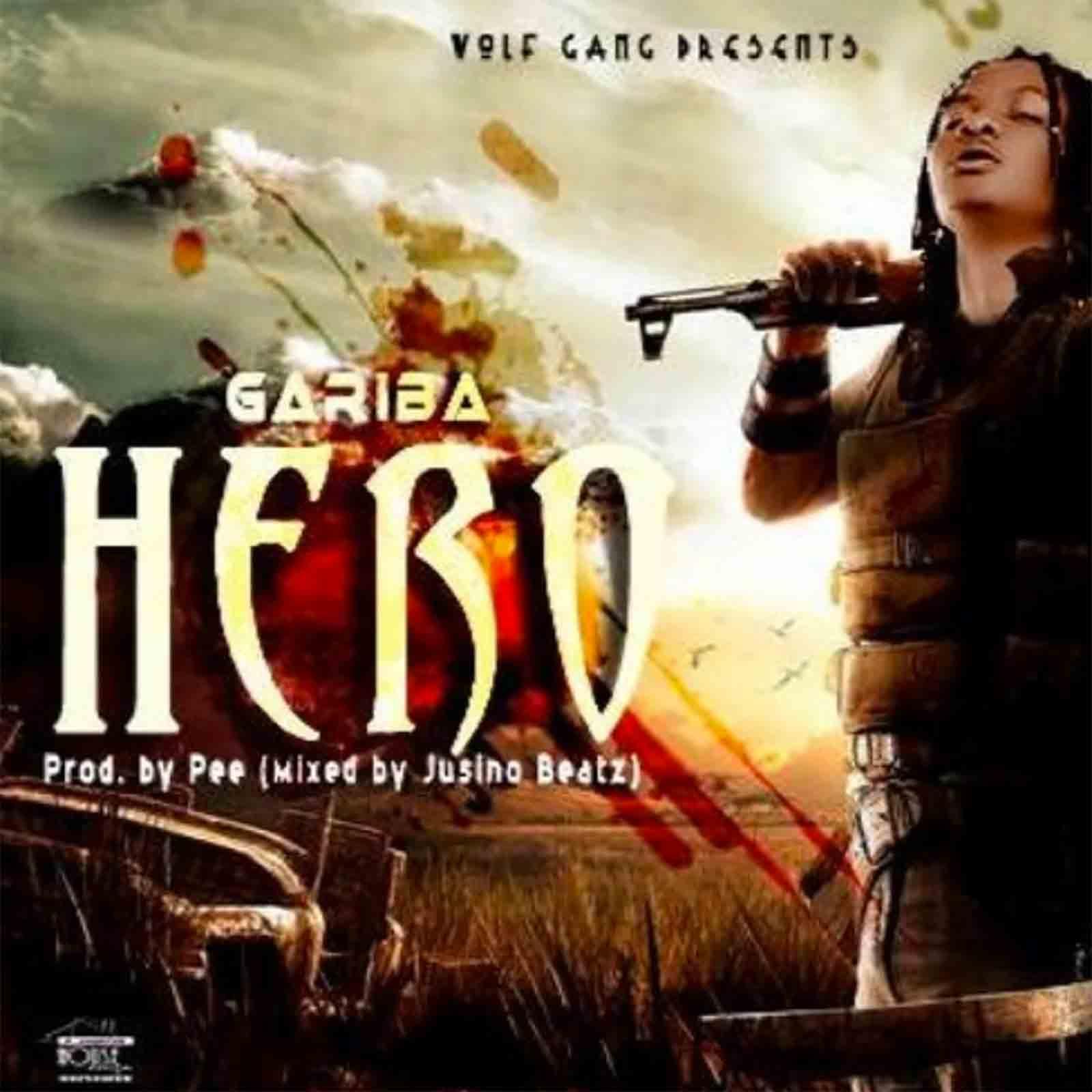 Hero by Gariba