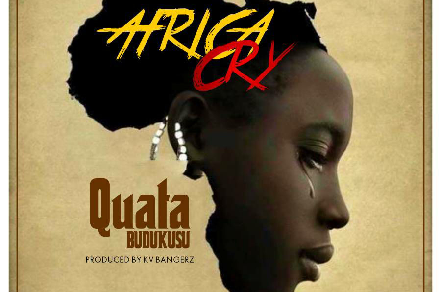africa cry, quata, ghana music, libya, africa leaders