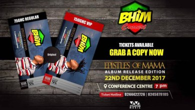 Photo of Stonebwoy ready for BHIM Concert this Friday