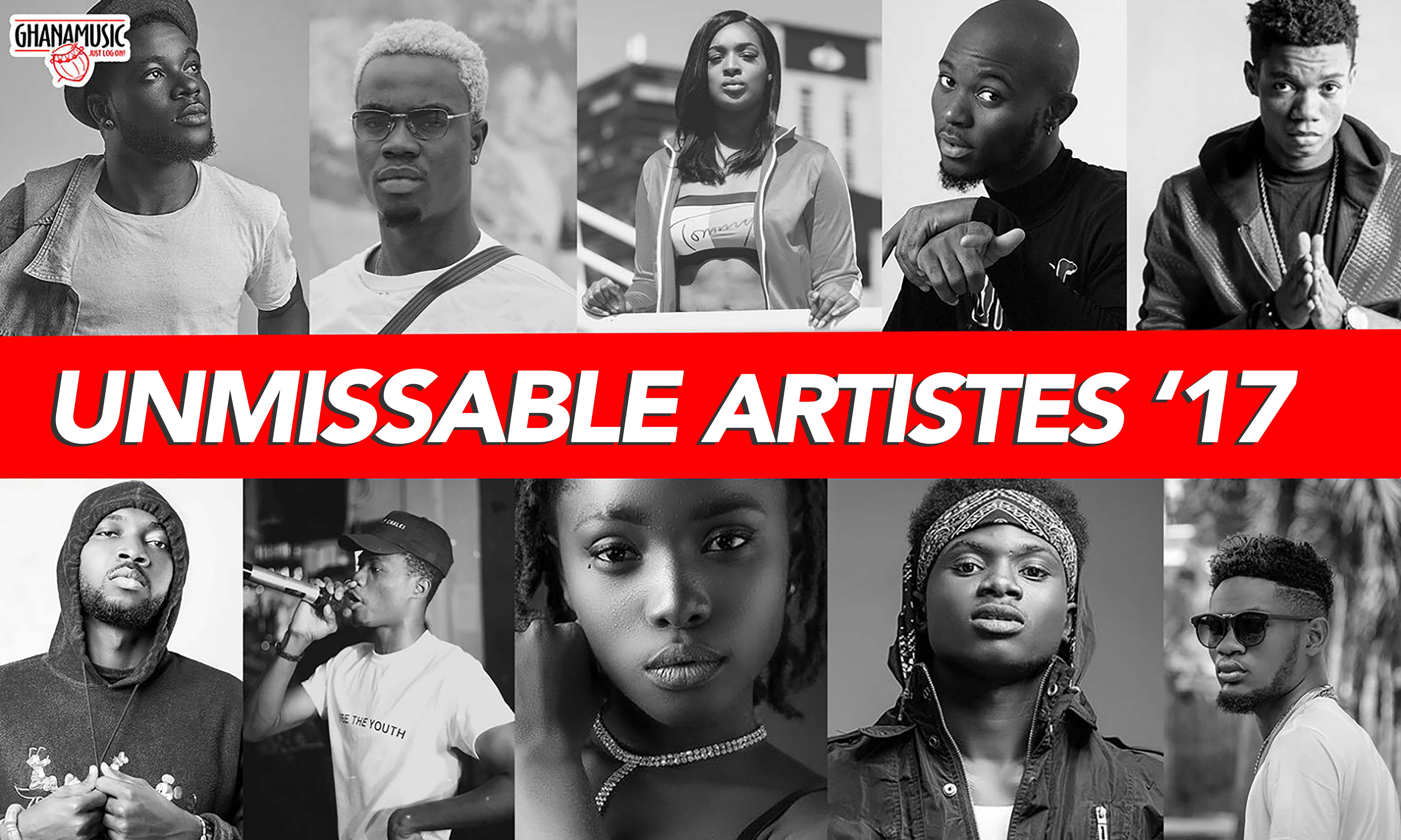 Unmissable new artistes to pay attention to 2018 ghana