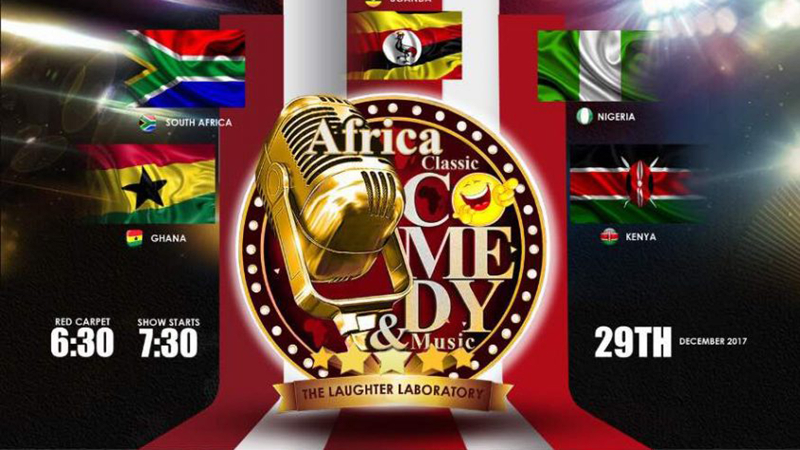 African Classic Comedy and Music