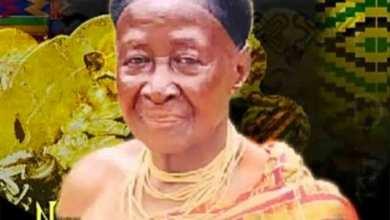 Tribute To Nana Afia Kobi Serwaa Ampem II by K. K. Fosu