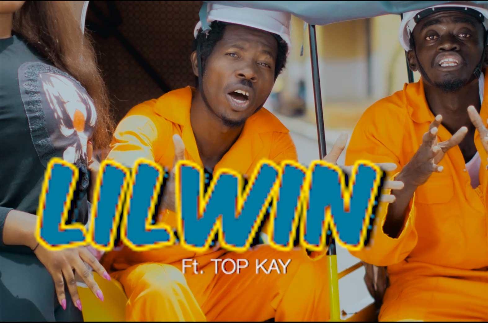 De3 Neto Soso by Lil Win feat. Top Kay