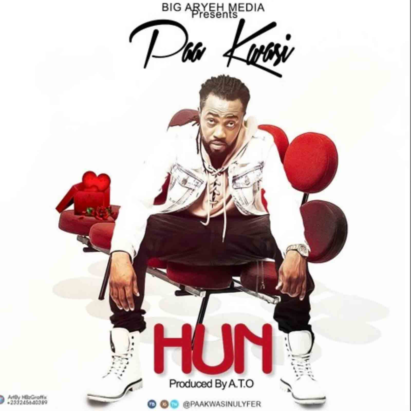 Hun by Paa Kwasi