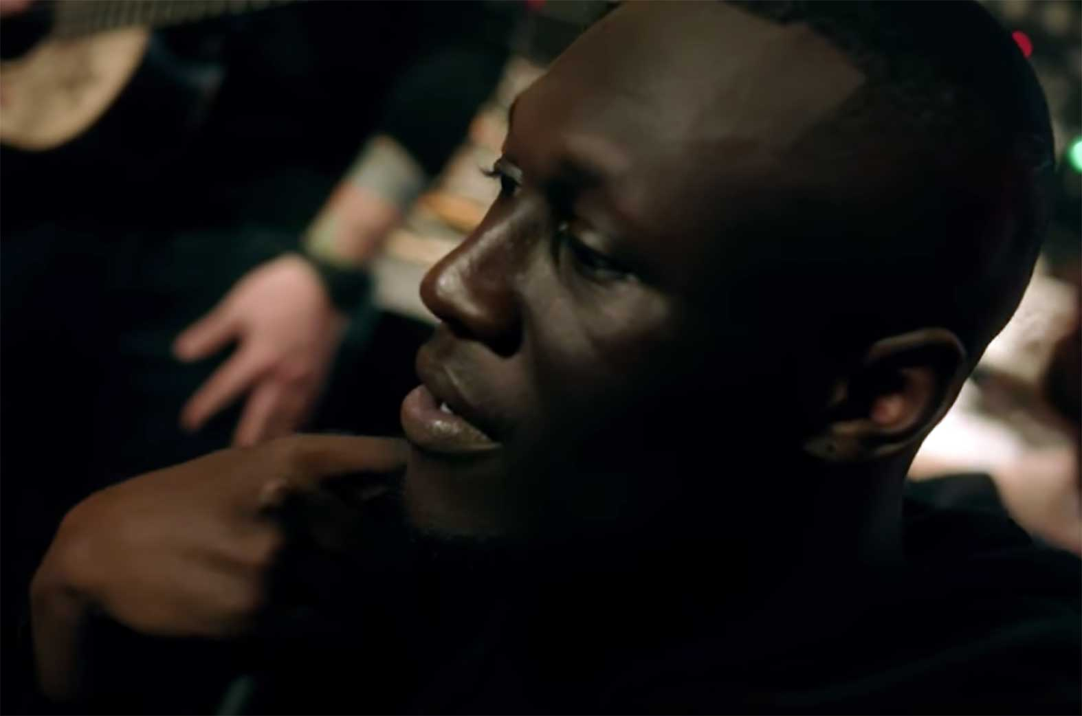 Blinded By Your Grace (Part 2) by Stormzy feat. Wretch 32, Aion Clarke & Ed Sheeran