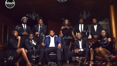 Photo of Black Avenue Muzik; the fast rising African record label from Ghana