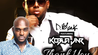 Photo of D-Black and Kobla Jnr team up to produce gospel magic