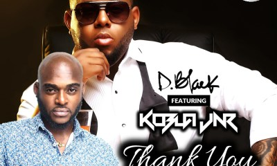 thank you, dblack, kobla jnr, ghana music