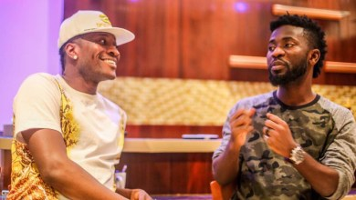 Photo of Bisa Kdei to release 'Hammer' with Asamoah Gyan