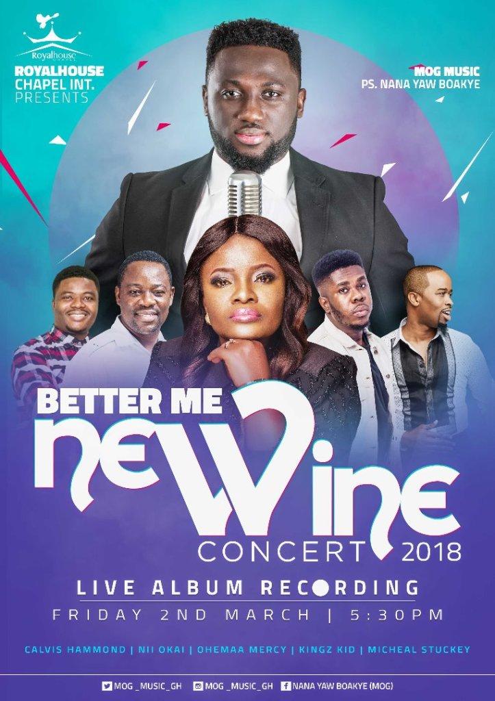 MOG set for his 3rd Album 'Better Me' | Ghana Music |