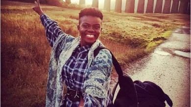 "Photo of Watch Wiyaala as she goes in Search Of ""Wiyaala Street"""