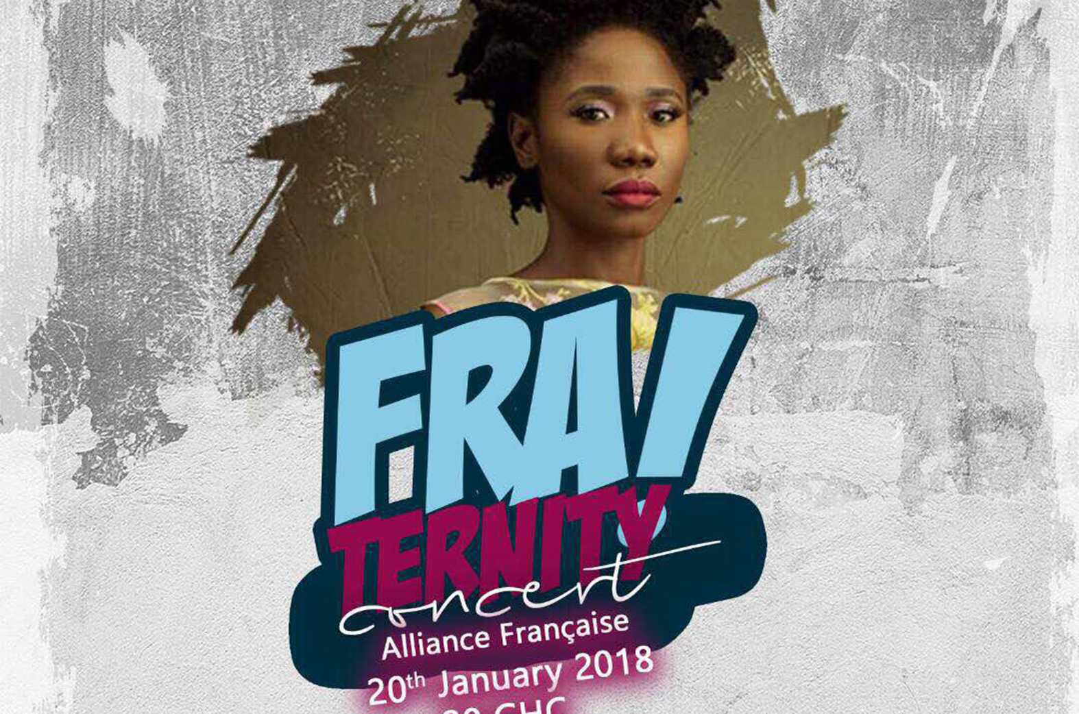 Yaa Yaa to perform at the band FRA's 'FRAternity concert'