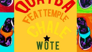 Photo of Audio: Chale Wote by Quayba feat. Temple