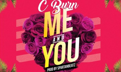 Me And You by C Burn