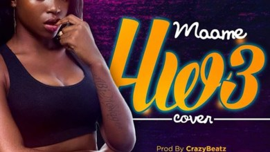 Maame Hw3 cover by Abi Monage