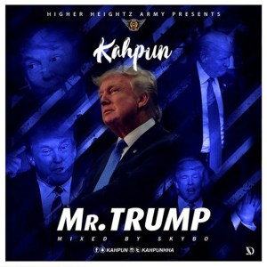 Mr Trump by Kaphun