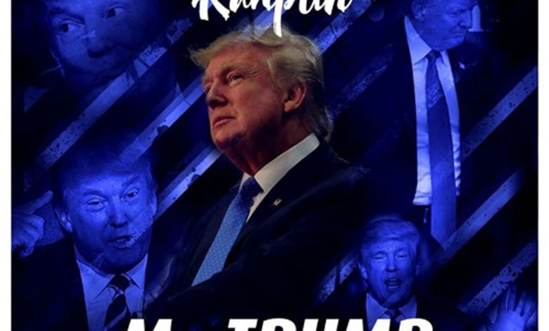 Photo of Audio: Mr Trump by Kaphun
