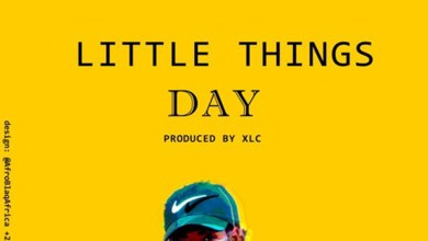 Photo of Audio: Little Things by Day
