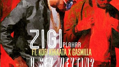 Photo of Audio: U Say Weytin Remix by Zigi feat. Kofi Kinaata & Gasmilla
