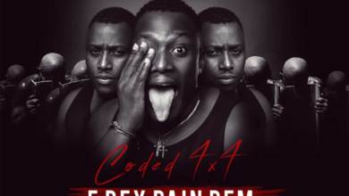 Photo of Audio: Edey Pain Dem by Coded (4×4)