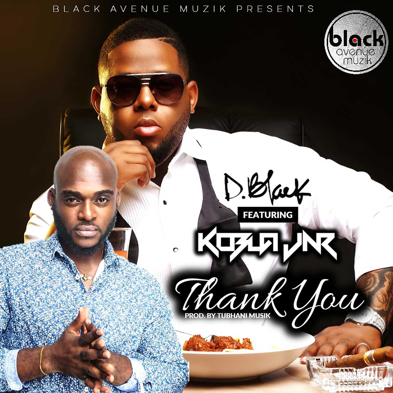 Thank You by D-Black feat. Kobla Jnr