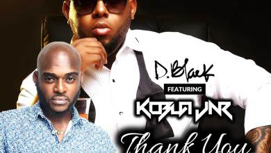 Photo of Audio: Thank You by D-Black feat. Kobla Jnr