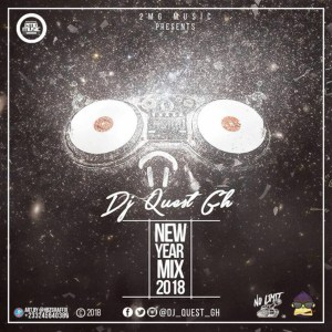 GH New Year Mix 2018 by DJ Quest