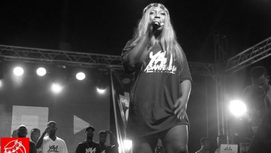 Photo of Video: Eno 'Disses' other male rappers at Untamed Concert