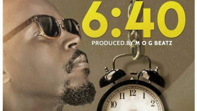 Photo of Audio: 6:40 by Kwaw Kese