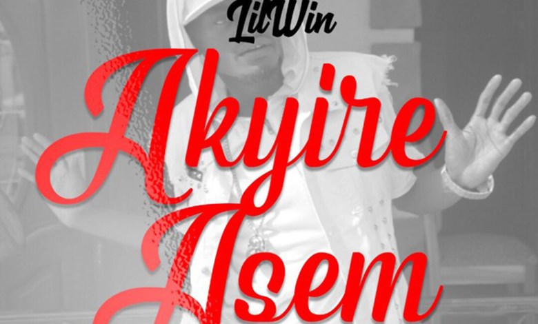 Photo of Audio: Akyire Asem by Lil Win