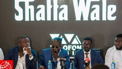 Photo of Video: Shatta Wale signs 3years with Zylofon Music record label