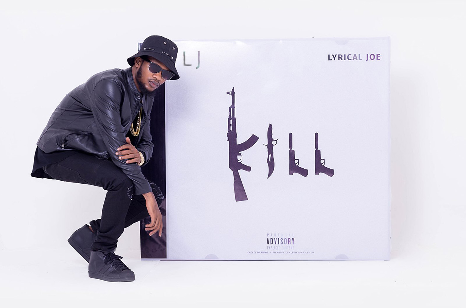 Lyrical Joe (LJ) unleashes anticipated maiden album, KIL!