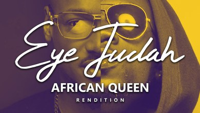 African Queen (Rendition) by Eye Judah