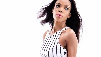 RnB singer Mabiina glows in new pictures