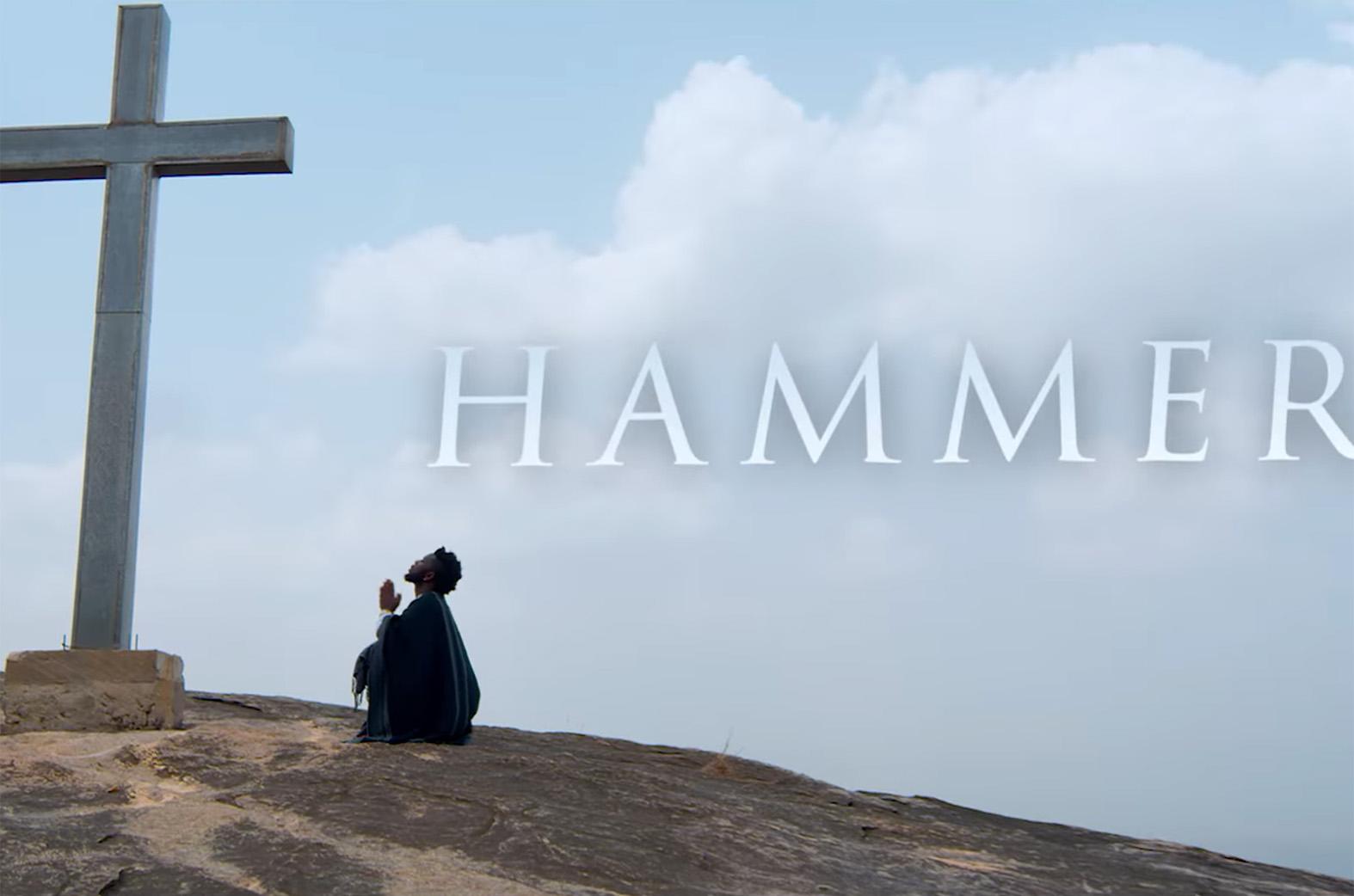 Hammer by Bisa K'dei